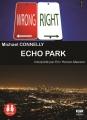 Couverture Echo park Editions Sixtrid 2010