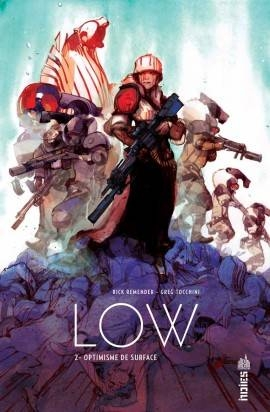 Couverture Low, tome 2 : Optimisme de surface