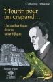 Couverture Mourir pour un crapaud... : un authentique drame scientifique Editions Le Pommier (Romans & Plus) 2011