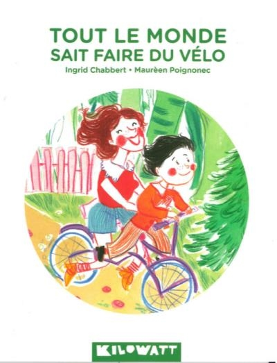 Couverture Tout le monde sait faire du vélo