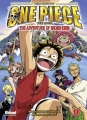 Couverture One Piece : The Adventure of Dead End, tome 1 Editions Glénat 2011