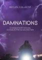 Couverture Damnations Editions Autoédité 2014