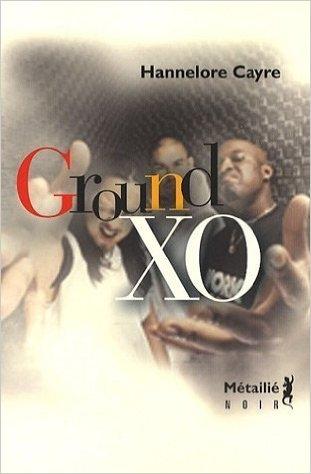 Couverture Christophe Leibowitz, tome 3 : Ground XO