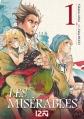 Couverture Les Misérables (manga), tome 1 Editions 12-21 2015