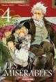 Couverture Les Misérables (manga), tome 4 Editions 12-21 2016