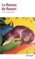Couverture Le roman de Renart / Roman de Renart Editions Folio  (Classique) 1999
