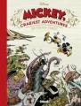 Couverture Mickey's craziest adventures Editions Glénat 2016
