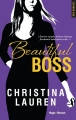 Couverture Beautiful boss Editions Hugo & cie (New romance) 2016
