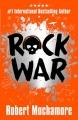 Couverture Rock war, tome 1 Editions Hodder (Children's Books) 2014