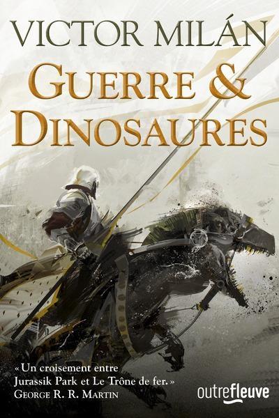 Couverture Guerre et Dinosaures