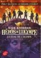Couverture Héros de l'Olympe, tome 5 : Le Sang de l'Olympe Editions Le Livre de Poche (Jeunesse) 2016