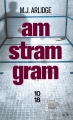 Couverture Am stram gram Editions 10/18 (Thriller) 2016