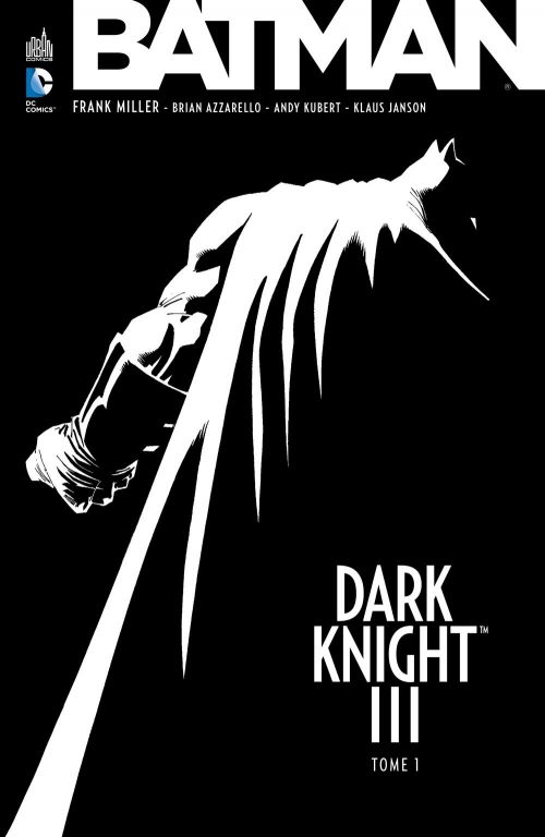 Couverture Batman : Dark Knight III, tome 1