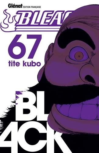 Couverture Bleach, tome 67 : Black
