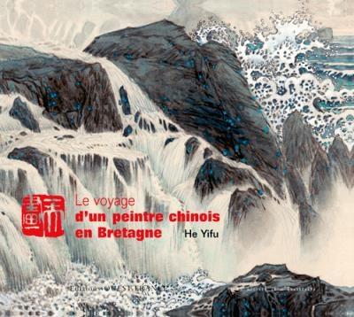 Couverture Le voyage d'un peintre chinois en Bretagne