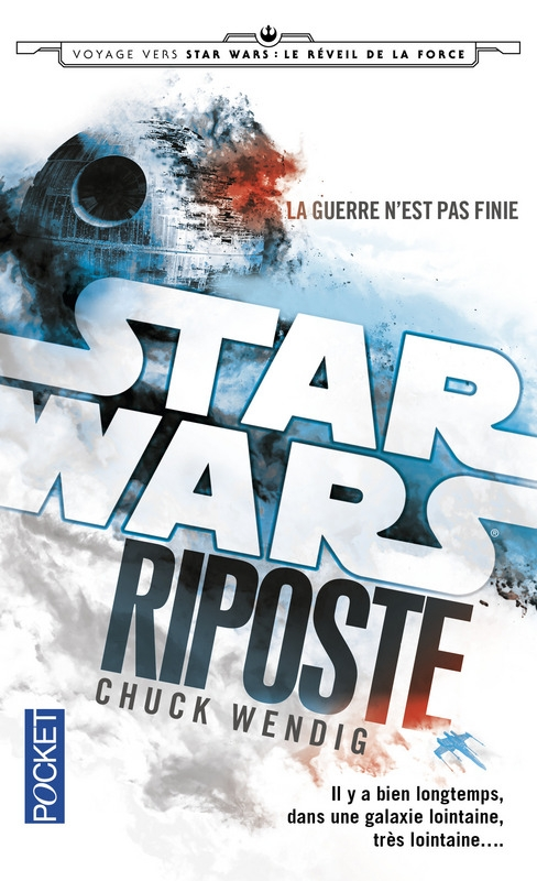 Couverture Star Wars : Aftermath, tome 1 : Riposte