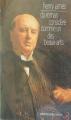 Couverture Du roman considéré comme un des beaux-arts Editions Christian Bourgois  (Les derniers mots) 1987