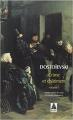 Couverture Crime et châtiment, intégrale Editions Actes Sud 2002