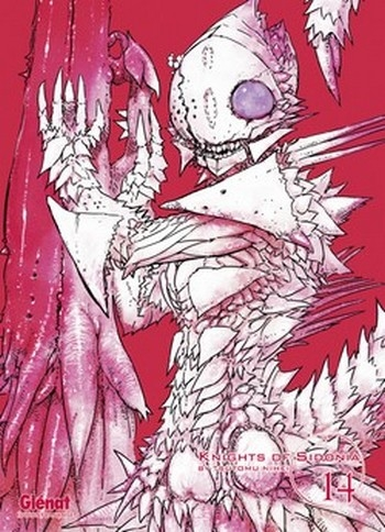 Couverture Knights of Sidonia, tome 14
