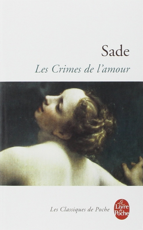 Couverture Les crimes de l'amour