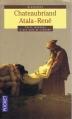 Couverture Atala et René / Atala & René / Atala - René / Atala suivi de René Editions Pocket (Classiques) 1999