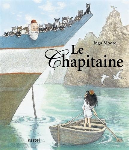 Couverture Le chapitaine