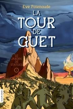 Couverture La tour de guet, tome 1 : Le jardin des statues