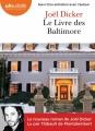 Couverture Le Livre des Baltimore Editions Audiolib 2016