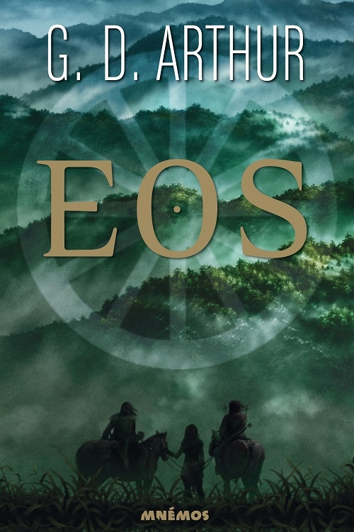 Couverture Eos, tome 1