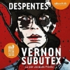 Couverture Vernon Subutex, tome 1 Editions Audiolib 2015