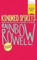 Couverture Kindred Spirits Editions Pan MacMillan 2016