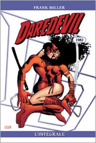 Couverture Daredevil, intégrale, tome 11 : 1982