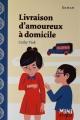 Couverture Livraison d'amoureux à domicile Editions Syros (Les Mini Syros) 2015