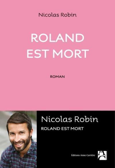 Couverture Roland est mort