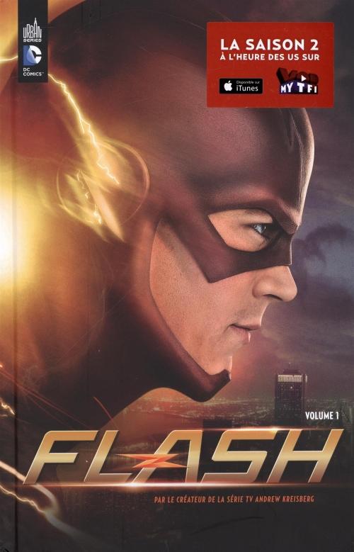 Couverture Flash (saison 1), tome 1