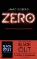 Couverture Zero : Ils savent ce que vous faites Editions PIranha 2016
