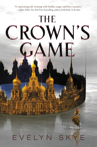 Couverture The Crown's Game, book 1