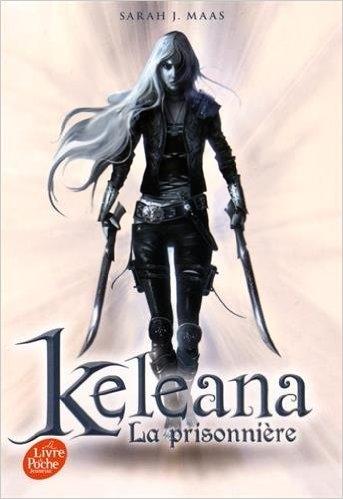 Couverture Keleana, tome 1 : L'assassineuse