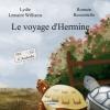 Couverture Le voyage d'hermine Editions A contresens 2014