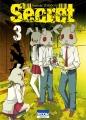 Couverture Secret, tome 3 Editions Ki-oon (Seinen) 2016