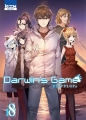 Couverture Darwin's Game, tome 08 Editions Ki-oon (Seinen) 2016
