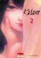 Couverture Kasane : La voleuse de visage, tome 02 Editions Ki-oon (Seinen) 2016
