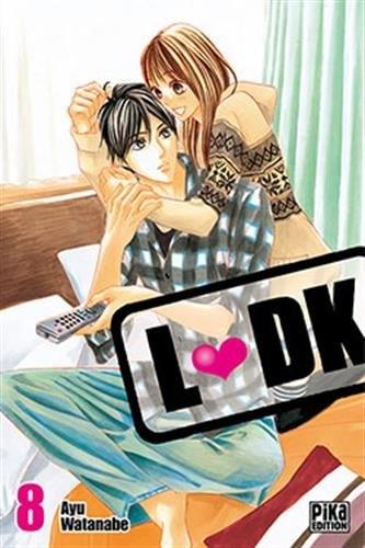 Couverture L-DK, tome 08