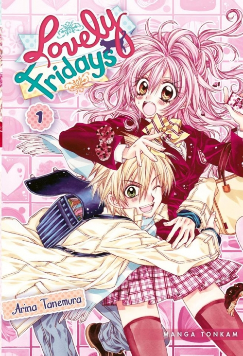 Couverture Lovely Fridays, tome 01