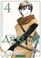 Couverture The Heroic Legend of Arslân, tome 04 Editions Kurokawa (Shônen) 2016