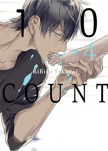 Couverture 10 count, tome 4
