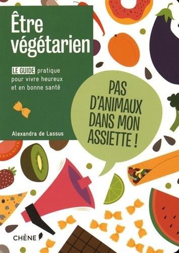 Couverture Être végétarien
