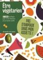 Couverture Être végétarien Editions du Chêne 2016