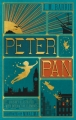 Couverture Peter Pan (roman) Editions HarperCollins (Design) 2015