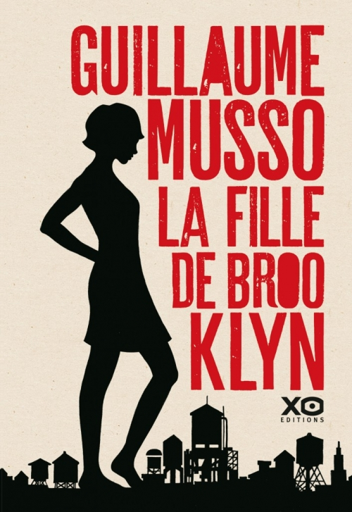 Couverture La fille de Brooklyn